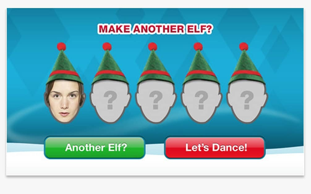 It 226 s almost christmas get the elf yourself app for iphone