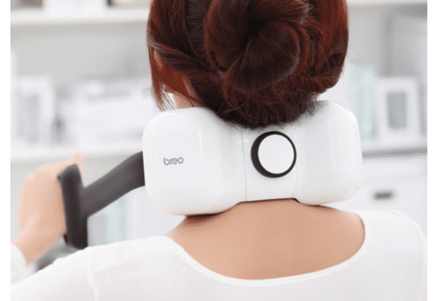 Screen Shot 2013 01 10 at 1.08.14 PM 620x429 Breo iNeck Massager Aims to Replace Your Masseuse