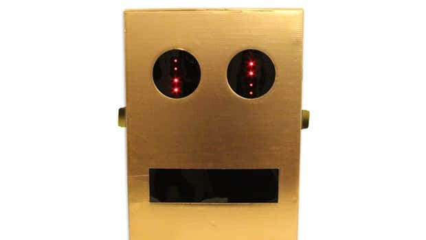 robotHead 620x350 Party Rock Robot Head