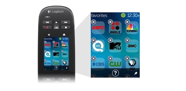 screenshot 777 Logitech Harmony Touch is the Remote Control That Does it All  [Review]