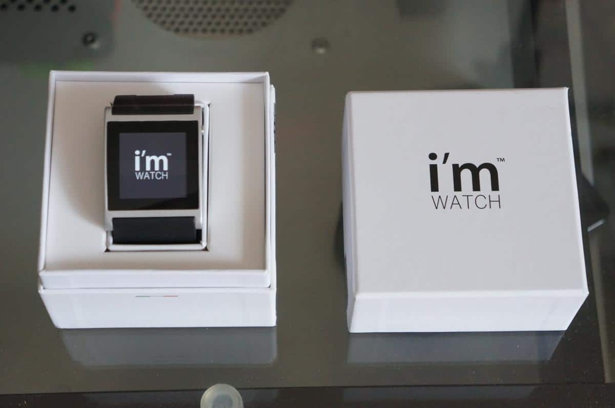 DSC02976 Im Watch Smart Watch Review
