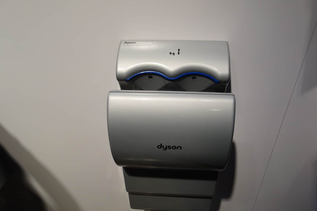 DSC03795 Dyson Debuts Three New Airblade Drying Systems that Will Blow Your Hands Away