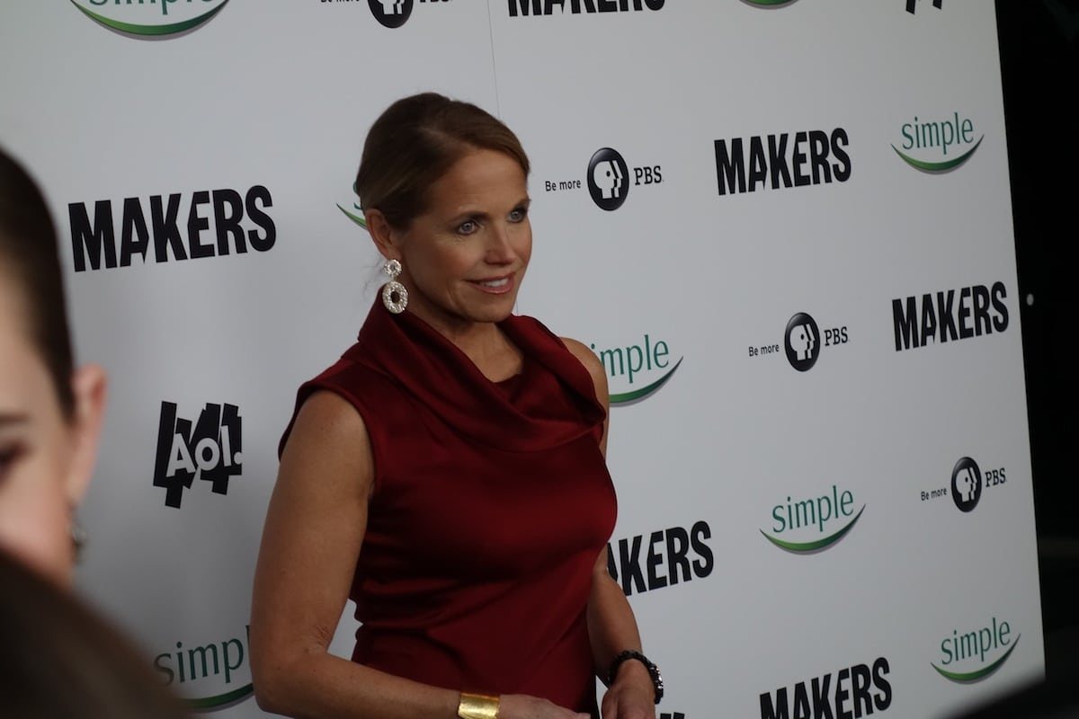DSC03914 Gloria Steinem, Katie Couric, and Allison Williams Come Out For MAKERS Documentary