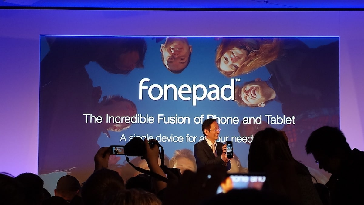 DSC04356 Asus Releases Ridiculous FonePad and PadFone Infinity [Hands on]