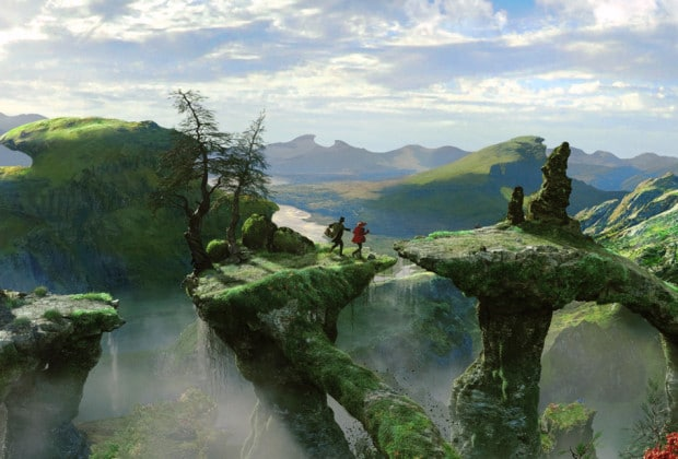 gallery bridge download 620x420 Oz the Great and Powerful IMAX 3D Review