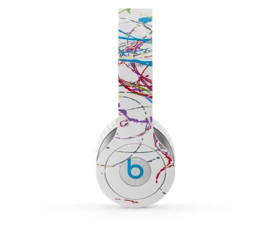 beats Futura x Beats By Dre Headphones Get a Splash of Graffitti