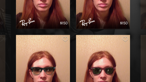 image 620x350 Thanks to New App, Shopping for Glasses Will Never Be the Same Again