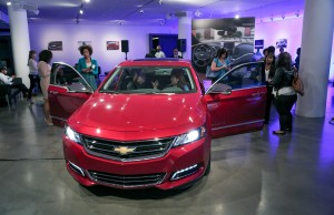 Urban Style Chevy Impala Launch Event - MILK Studio