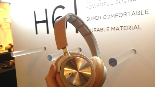 photo 620x350 Bang & Olufsen Shows Off Beoplay H6 and H3 Headphones