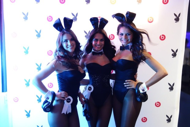 DSC00227 620x413 Playboy and Beats By Dr Dre Celebrate Black Label Collection