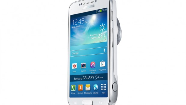 GALAXY S4 zoom 6 620x350 Samsung Galaxy S4 Zoom is First Smartphone with 10X Optical Zoom