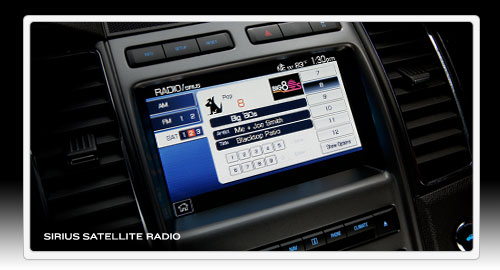 sirius satRadio flm top Ford Launches SiriusXM Internet Radio App for AppLink