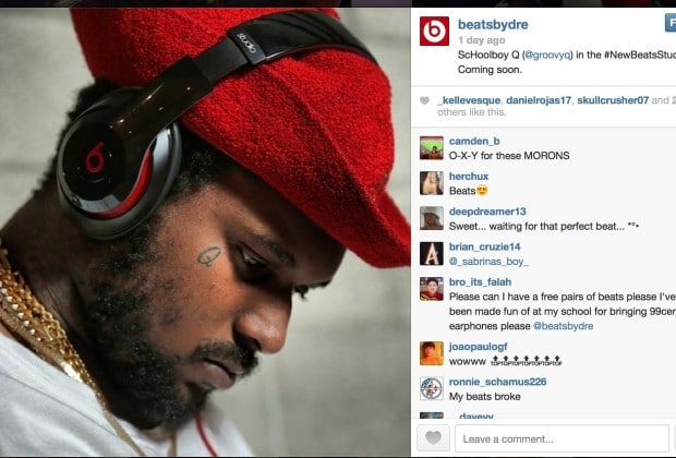 9 620x420 Celebrities First to Receive Refreshed Beats By Dre Studio Headphones