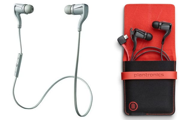 backbeat Plantronics BackBeat GO 2 Wireless Headphones Come with Awesome Charging Case