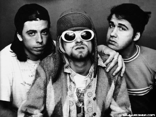 nirvana1 620x465 Hit the 90s Button   You Know You Want To