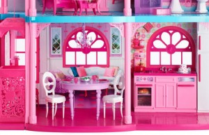 2012 Barbie Dreamhouse