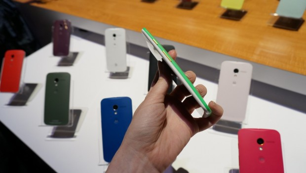 DSC00880 620x350 Moto X is a Phone for the Fashionista in All of Us [Video]