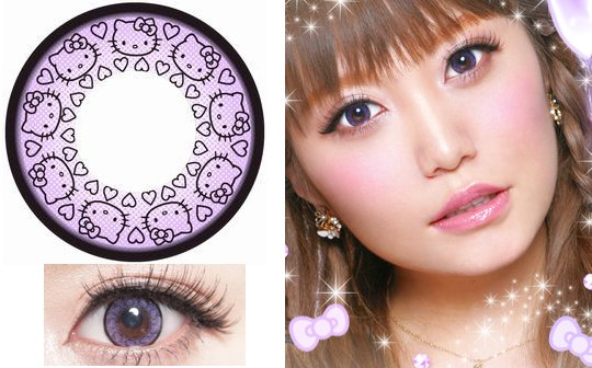 hello-kitty-violet-contact-lens-1