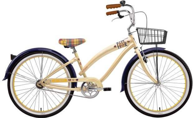 nirve paul frank art school prep 1 speed copy 182337 1 620x379 6 Awesome Designer Bicycles