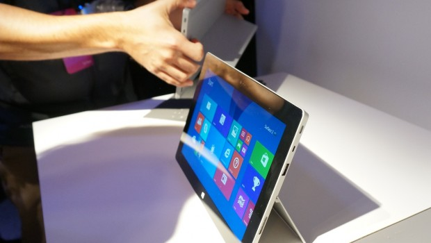 DSC02202 620x350 Hands on with Microsoft Surface 2 and Surface Pro 2