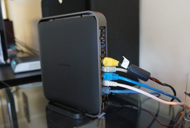 DSC04982 620x420 Buffalo AirStation Extreme AC1750 Gigabit Wireless Router Review