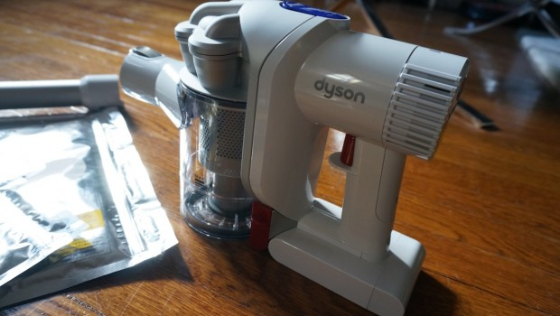 DSC02127 620x350 Dyson Hard DC 56 Review: A Vacuum That Makes Easy Love to Your Floors