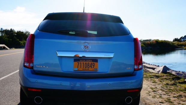 DSC02416 620x350 2013 Cadillac SRX AWD Review: The SUV That Has a CUE