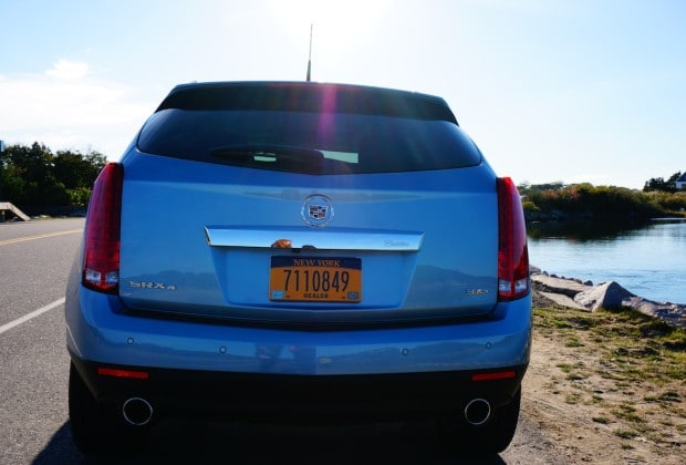 DSC02416 620x420 2013 Cadillac SRX AWD Review: The SUV That Has a CUE