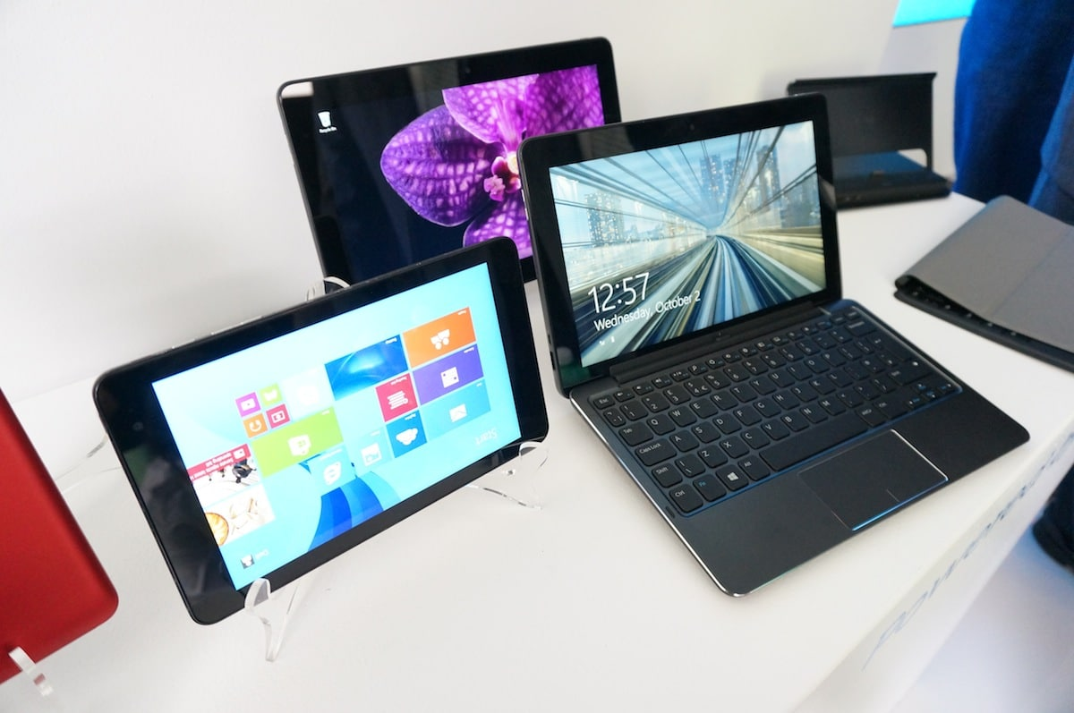 DSC02477 Dell Debuts Venue Tablets and Refreshed XPS Laptops
