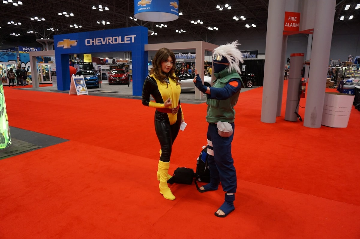 DSC02733 New York Comic Con Day One: Chevy Sonic, Bronies, and More [Photos]