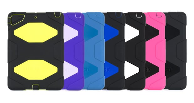 Group Survivor Fanned 01 620x330 9 Must Have Cases For the iPad Air and iPad Mini