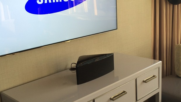 Samsung Shape Wireless Audio Multiroom Speaker System Takes on SONOS