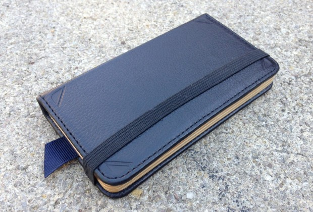 The Little Pocket Book Case from Pad & Quill for iPhone 5s: Review