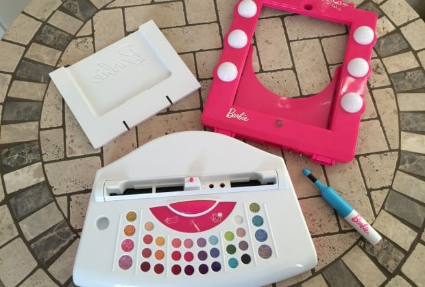 Barbie Digital Makeover Review