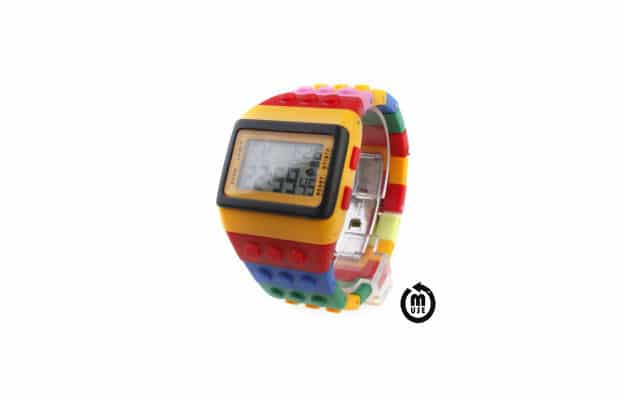 colorwatch  56517.1330540942.1280.12801 This Lego Watch is for the Adults