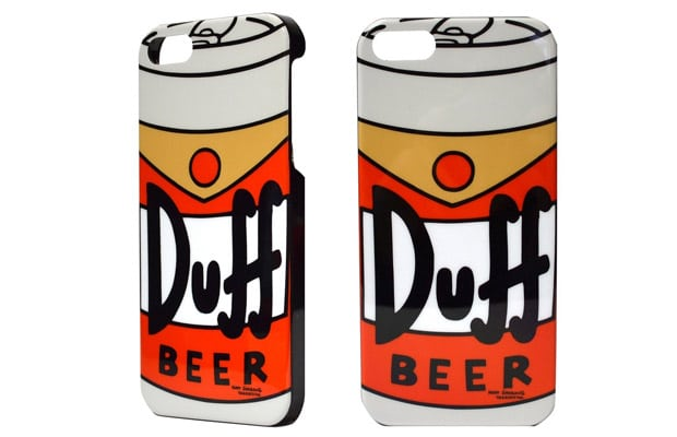 duff Duff Beer iPhone 5S Case is Homer Simpson Approved