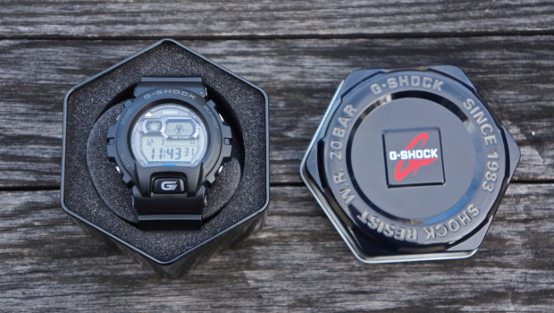DSC05382 620x350 G Shock Bluetooth GBX6900B Review   A Very Smart and Tough Watch