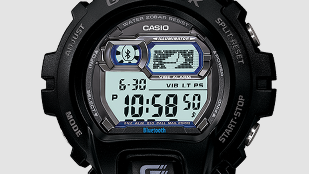 Screen Shot 2013 12 08 at 2.30.49 PM 620x350 G Shock Bluetooth GBX6900B Review   A Very Smart and Tough Watch