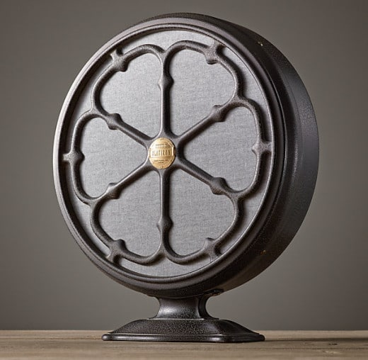 prod2690325 av1 520x508 Vintage Meets Modern with Latest Restoration Hardware Speaker
