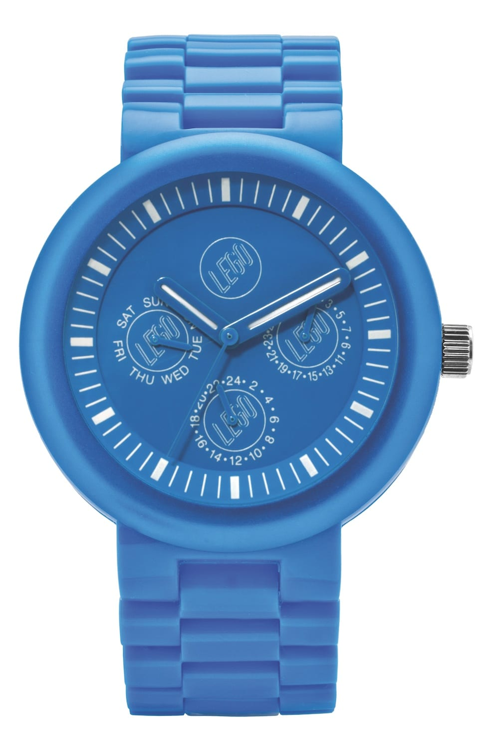 Blue lego The Adult Lego Watch Has Arrived: Review