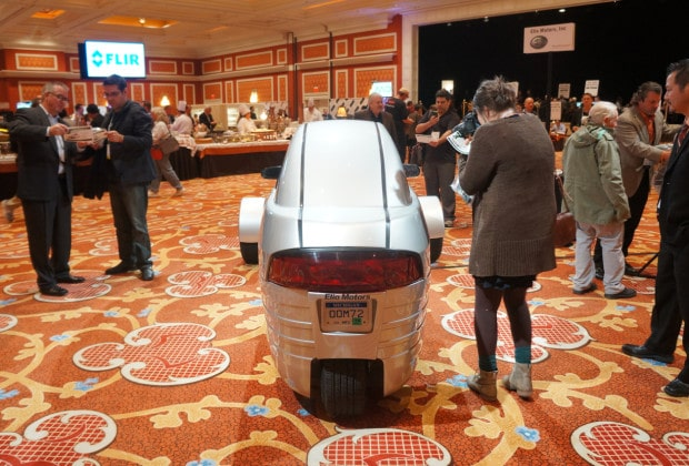 DSC06124 620x420 Elio is the $6,800 Tricycle Car with 84mpg Coming in 2015