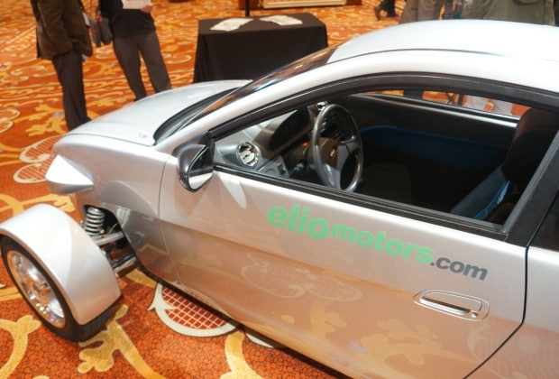 DSC06127 620x420 Elio is the $6,800 Tricycle Car with 84mpg Coming in 2015