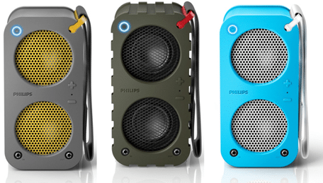 Untitled1 Philips New Portable Bluetooth Speaker Line up Gets Rugged
