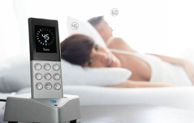 Voice activation-Sleep Number x12 bed