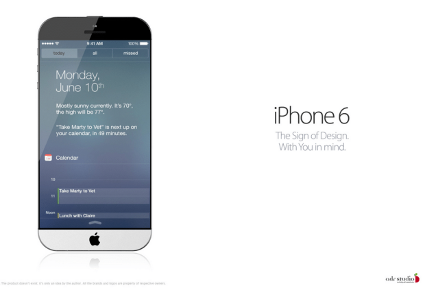 iphone 6 620x420 5 iPhone 6 Rumors Worth Talking About