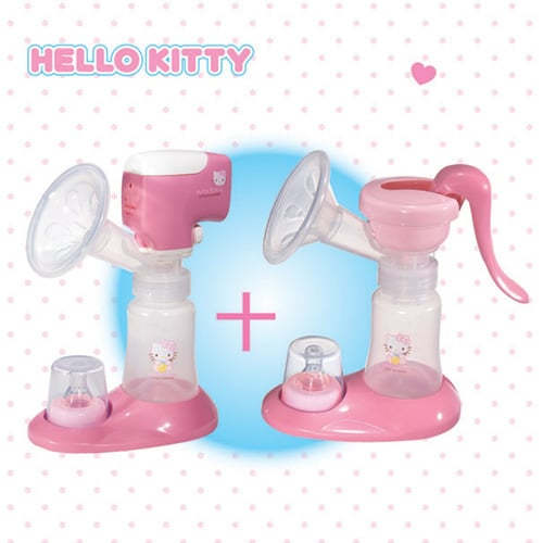 hello kitty breast pumps 40 Amazing and Ridiculous Hello Kitty Products