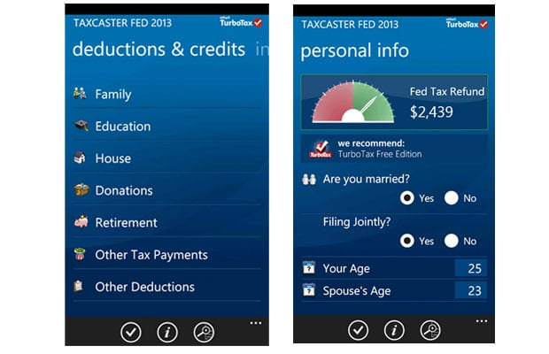 taxcaster 5 Last Minute Apps to Help You Get Through Tax Season
