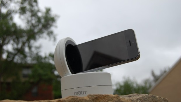 Motrr Galileo Review   Take Your iPhone for a 360° Spin