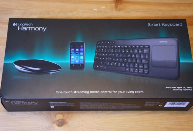 DSC00022 620x420 Logitech Harmony Smart Keyboard Review