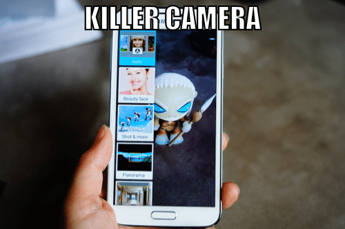 camera Samsung Galaxy S5 Review in 11 Memes